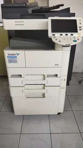 Mesin Fotocopy Sindoh N601 mirip Bizhub