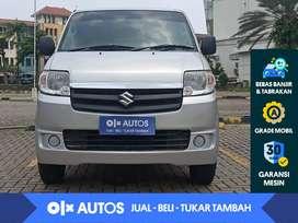 [OLX Autos] Suzuki APV 1.5 GL  M/T 2012 Silver