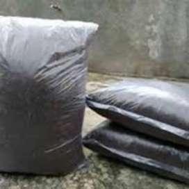 Pupuk Organik fermentasi kohe kambing Rp. 7000/ kg.