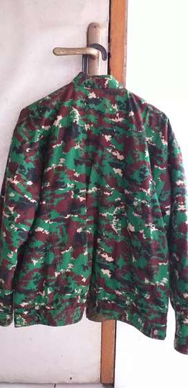 Jaket Army NBU Uk.xxl