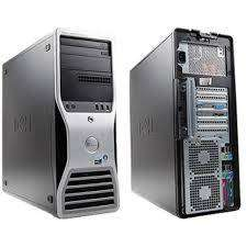 used DELL - T5400 XEON  SERVER FOR SALE - Rs.14900/-
