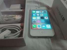 I phone 4s 32gb gripping