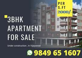 3BHK APARTMENT SALE sft..2000/- only