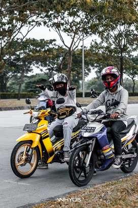 Suzuki Satria lscm good condition