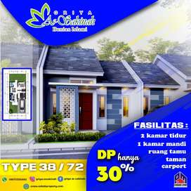 GRIYA AS-SAKINAH TYPE 38 STOK TIPISS