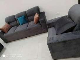 Branded Sofa Set