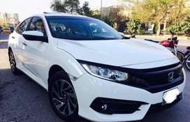 Honda Civic 2018 Model UG white meter Total geunine