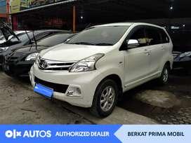 [OLXAutos] Toyota Avanza 2014 G 1.3 Bensin M/T Putih #Berkat Prima