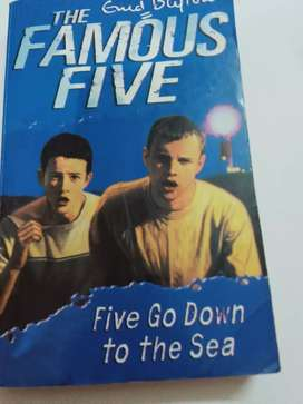 Famous five ( five go down to the sea)