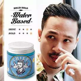 Chief pomade waterbased blue