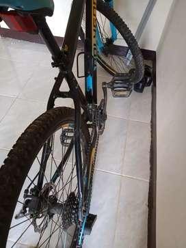 Sepeda gunung masih layak pakai