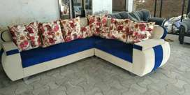Newly Atractive corner sofa set direct factory sell