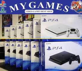 New stock Ps4 at MY GAMES !