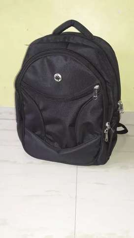 Home made bagpack a good stitching