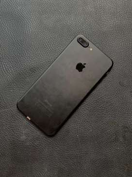 Iphone 7 plus 128gb black matte