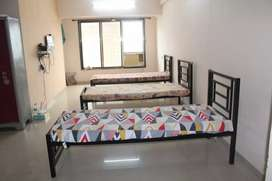 Fully Furnished PG available for Girls & Boys at Andheri east