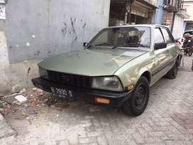 Peugeot 505 gr tahun 1985 matic