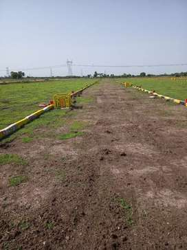 Own A Plot !! Monthly 4000rs Only !! Limited Offer !!