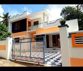 1 years old house chenkottukonam near kariyavattom
