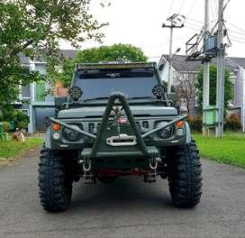 Dijual Jimny Long 4x4 Full Spek Offroad, Navara, rubicon, harley, jeep