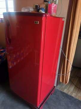 Lg fridge red color