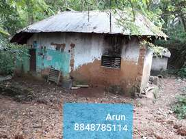 10 cent residential land with  old house for sale ( Lorry site )