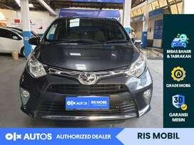 [OLX Autos] Toyota Cayla 2019 G 1.2 Bensin A/T Abu #RIS Mobil