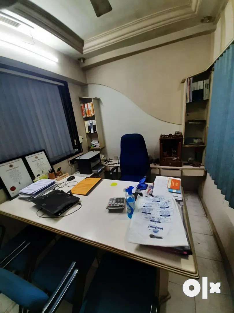 Fully Furnished Office Rajkot Prime Location 0