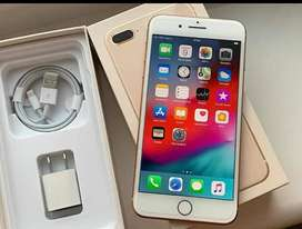 Apple I phone 8+ & above models are available in mint condition .