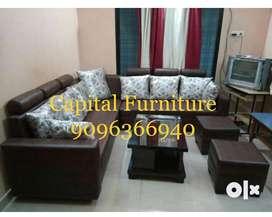 Brand New corner sofa set at very affordable price