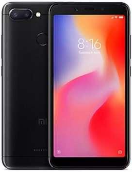 Redmi 6 black 3 ram 32rom 11 July 2019