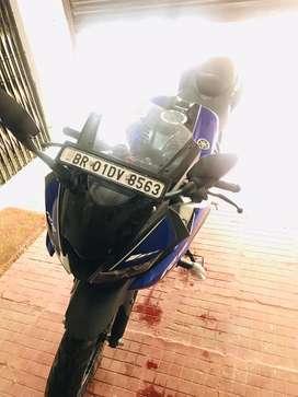 Yamaha R15 ver 3
