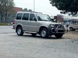 Mahindra Scorpio 2008 Diesel 150000 Km Driven