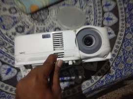 Nec projector good working condition