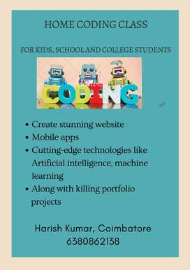Coding classes for all