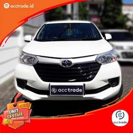 Toyota Avanza 1.3 E MT 2018 PUTIH ACCTrade