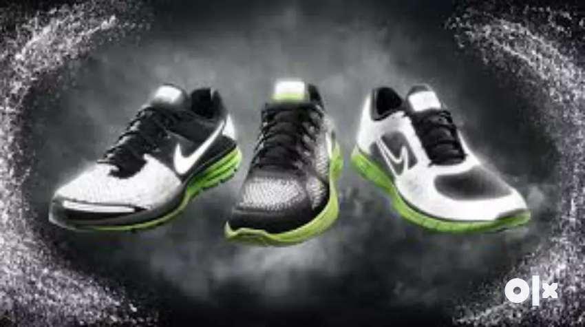 Nike lunarglide premium style Sport fashion Smart shoe imported USA 0