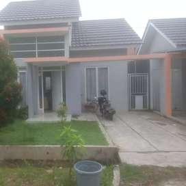 Jual Rumah type 45,permanen,ukuran tanah 9 x 17 m