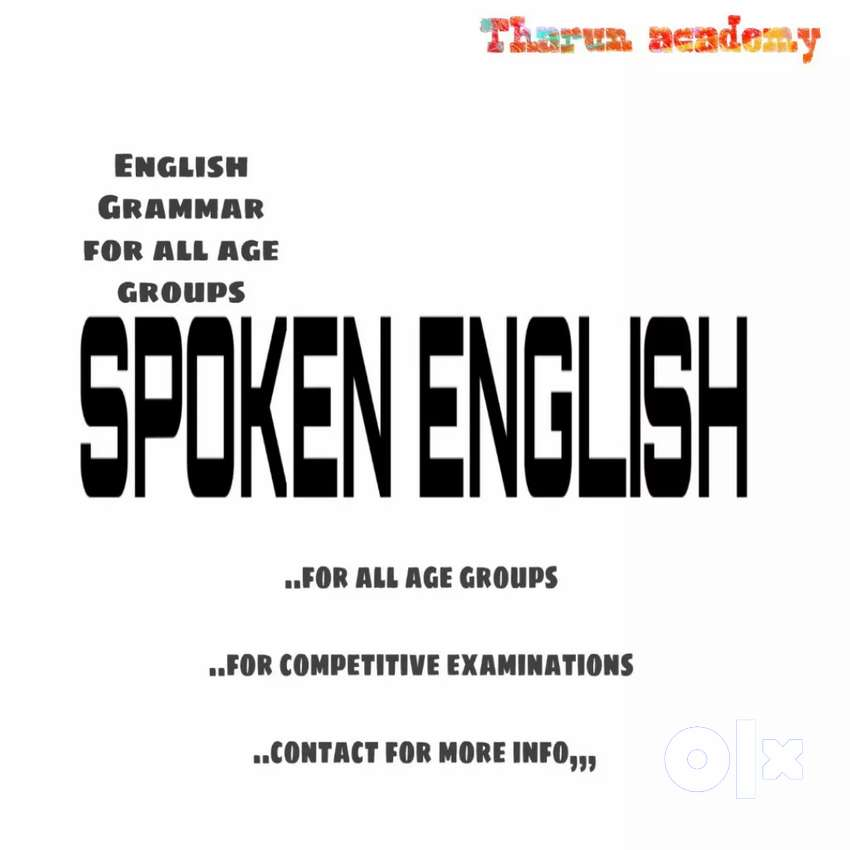 Spoken english for all age groups,English for all competitive exams 0