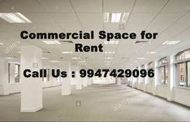 25 K Commercial Space for Rent