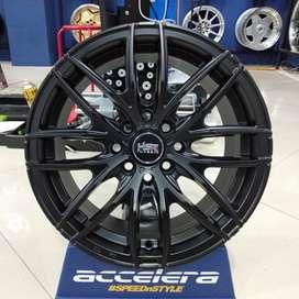 Velg Mobil Calya Agya Brio Ring 15 Lebar 7 Lobang 8x100 & 114,3 ET40