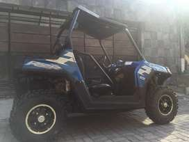 Polaris RZR Off Road vehicle 2014