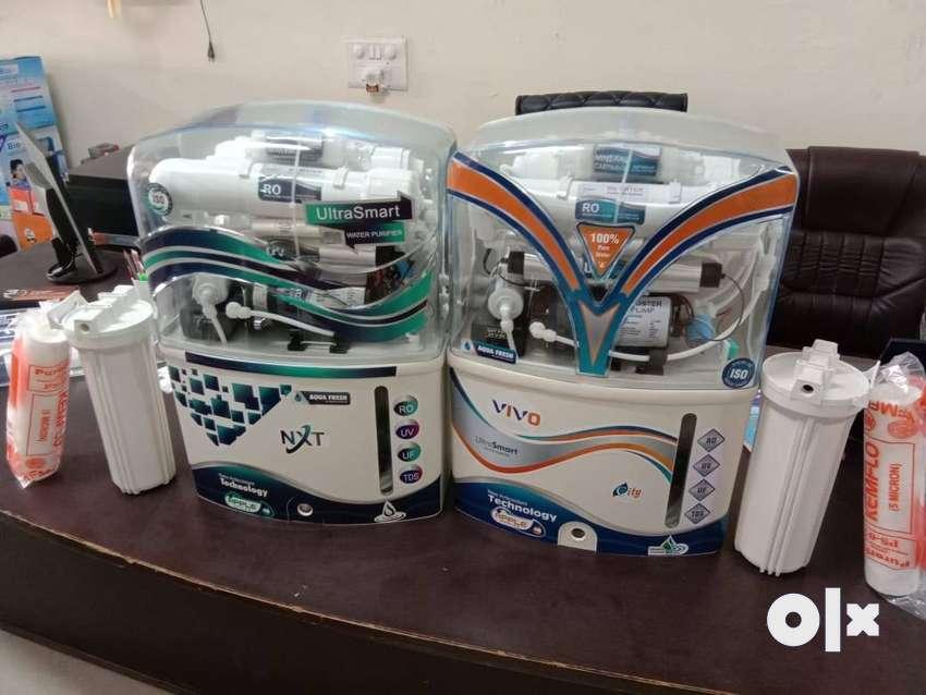 [gilko]New Aquafresh RO Water purifier with warranty at best Price