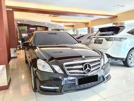 Mercedes-Benz E250 AMG 2012