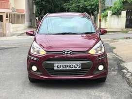 Hyundai Grand I10 i10 Asta 1.2 Kappa VTVT (O), 2014, Petrol