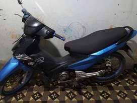 Sepeda Motor Suzuki FW 110 SD