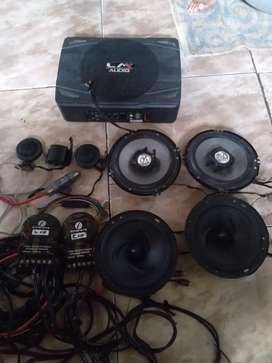 Audio LM full set