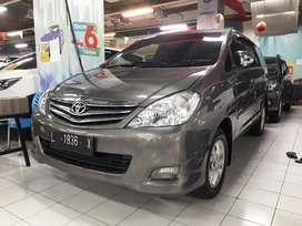 Toyota Innova G 2.5 diesel Matic th 2010