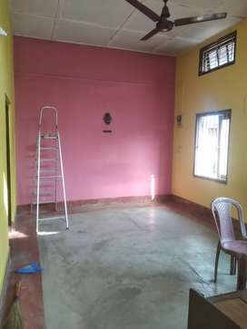 House Rent for small family on 6000/- (24×7 running water)