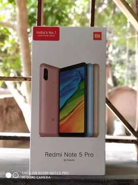 Redmi NOTE 5 Pro (4GB | 64GB) Lady's Used Handset, Excellent Condition